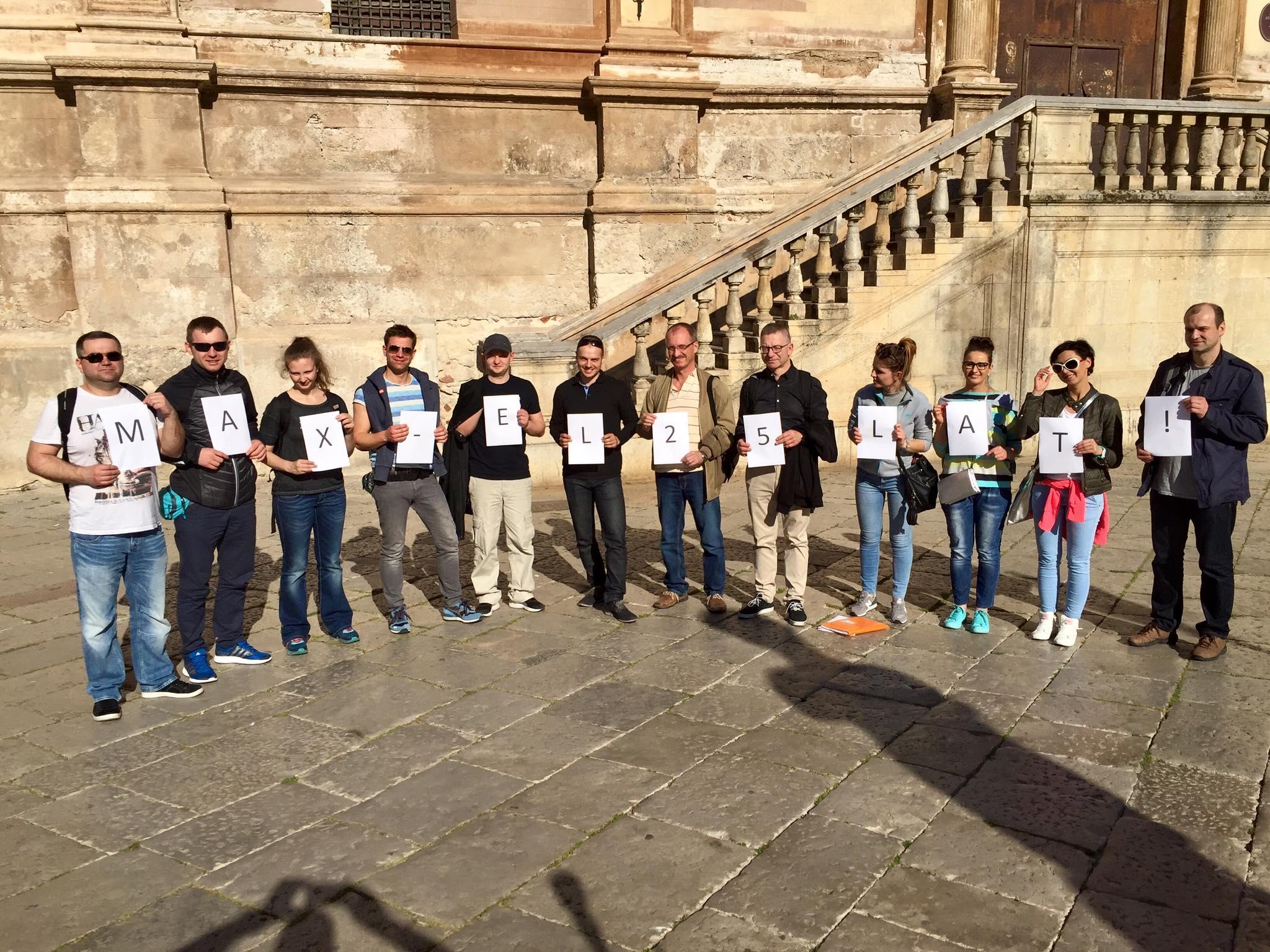 Co mówiąuczestnicy wyjazdu na Sycylii