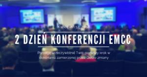 2 dzień Międzynarodowej Konferencji EMCC w Amsterdamie