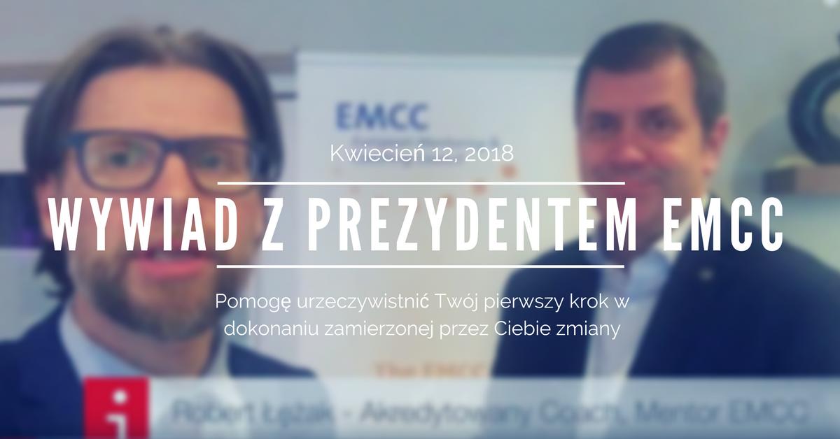 Wywiad z prezydentem EMCC