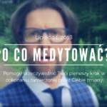 Po co medytować - Robert Łężak