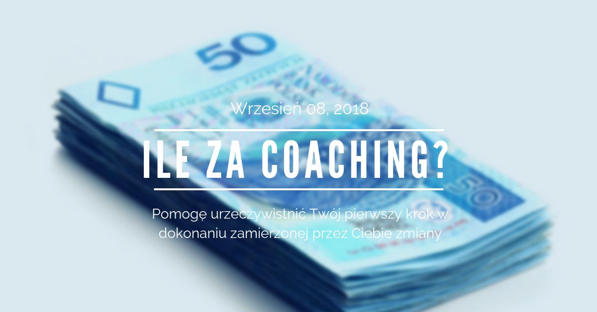 Ile za coaching