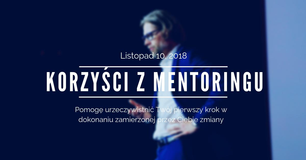 Korzyści z mentoringu