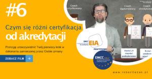 coach certyfikowany czy akredytowany