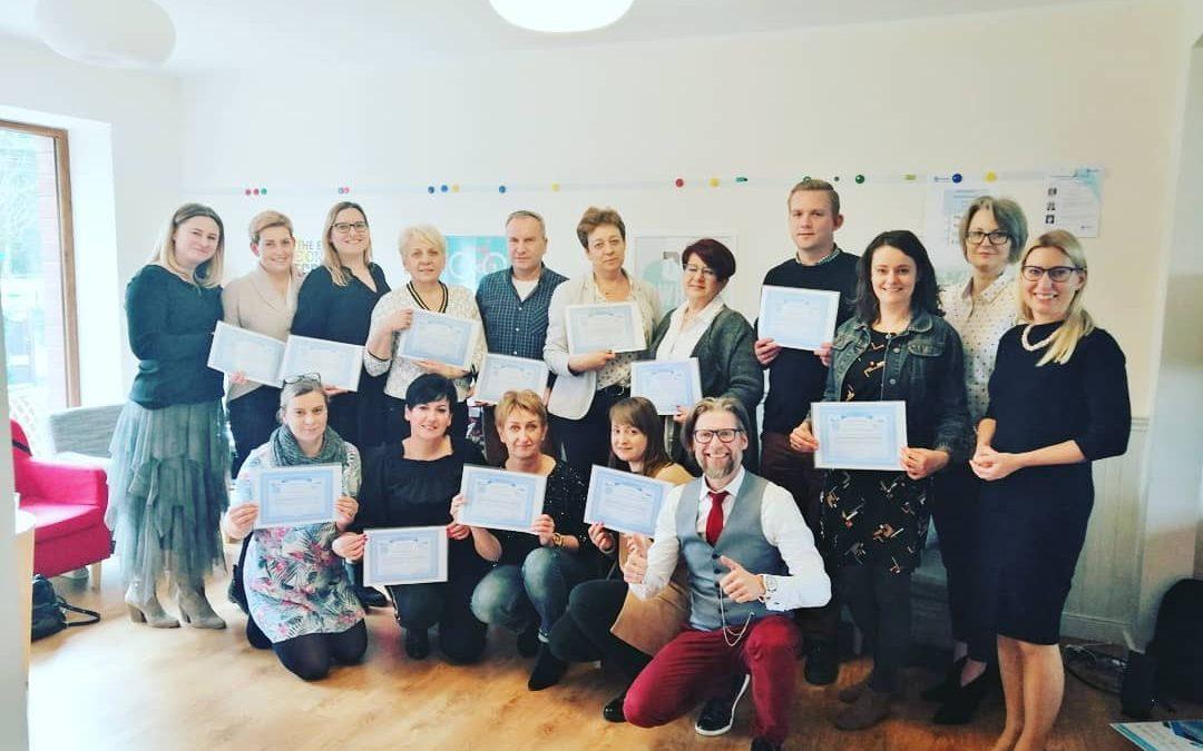 Kurs coachingu dla trenerów Eurocash